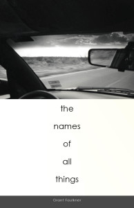 The Names of All Things Cover